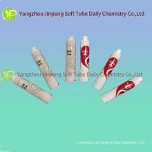 Alumínio e tubos de plástico colorido tintas cubas tubos cosméticos