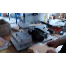 Máquina de etiquetado plana de la mejor calidad profesional del CE para la caja cuadrada