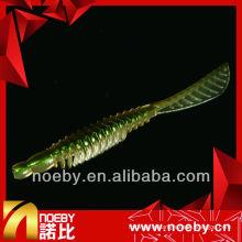 NOEBY appât de pêche à double couleur pêche au poisson amortisseur vibrant