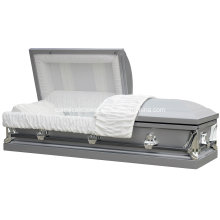 20ga Earl Silver cercueil d'acier