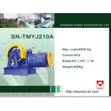 Máquinas de elevador com engrenagem (SN-TMYJ210A)