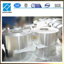 Grands rouleaux de feuille d'aluminium pour l'emballage flexible avec un taux minimal de perçage