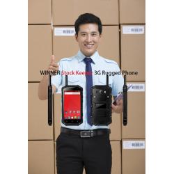 Stock Keeper 3G Rugged Phone