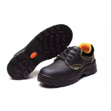 China Factory Industrial Professional Outsole PU/Leather Worker Safety Shoes