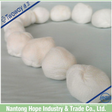 medical cotton gauze ball in bulk supply