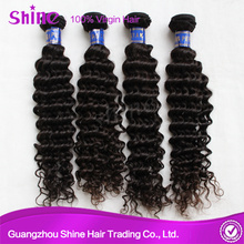 Wholesale Peruvian Human Deep wave Hair