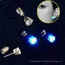 führte magnetische Ohrringe