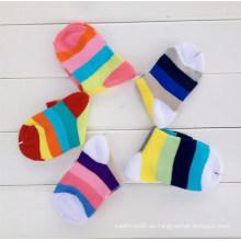 Kinder Kinder Baumwolle Crew Strümpfe Socken (KA005)