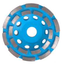 Double Row Grinding Wheels, Diamond Blades