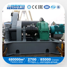 Bloque de winch eléctrico de velocidad rápida hecho en China