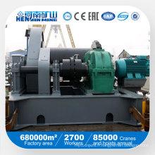 Un treuil électrique à vitesse rapide fabriqué en Chine