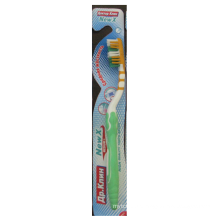 2019 Escova de dentes de boa qualidade com limpador de língua
