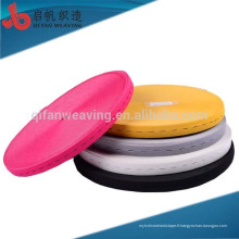 Chine Fournisseur Personnalise Durable Okeo-tex Durable Boutonnière Colorée élastique