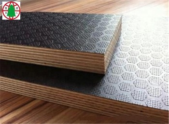 18 mm Anti Slip Film Faced Plywood