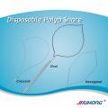 Alta calidad endoscópicos polipectomía desechable/pólipo trampa