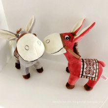 Lifelike Stufffed Animal Soft Toys Donkey Plush Toy for Sale