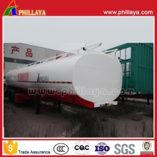 Crude Oil Petrol Storage Tank Truck Semi Fuel Tanker Trailer