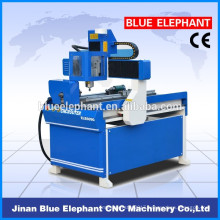 ELE-6090 art and craft cnc router for pcb/pvc/aluminum/wood