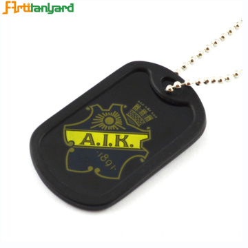 Tag Dog Engraved For men