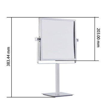 Square+3x+double+vanity+mirror