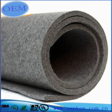 Non Woven Needle Punched Felt Fabric