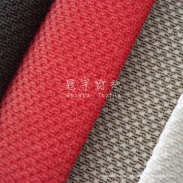 Terciopelo tejido sofá suave terciopelo para textiles para el hogar