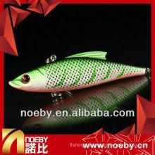 vib plastic lure 3d eyes fishing lures