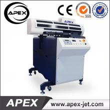 Обновление УФ Планшетный принтер с подвижной подставкой, Цена завода с обучением