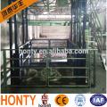 cnc linearführungsschiene des niedrigen preises / vertikaler Aufzug der Metallschiebetür