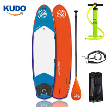 15ft Big Team design inflatable sup boards for 8 person