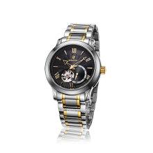 2016 Automatische Edelstahl Business Sapphire Herren Armbanduhr