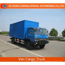 Dongfeng 153 4X2 Van Cargo Truck