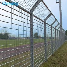 Partihandel PVC Coated Iron Wire Airport Fence