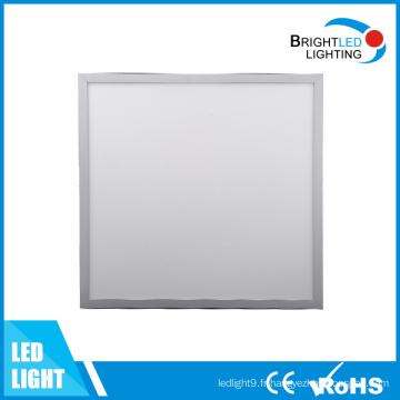 Plafond de bureau allumant la lumière de panneau de 600 * 600mm 40W LED