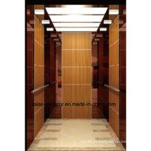 Máquina de tracción sin engranajes para ascensor de ascensor de pasajeros