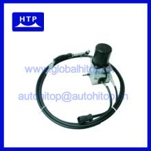 Motor de control eléctrico barato del acelerador del precio bajo para las piezas de HYUNDAI R225-5 / 7 21EN-32200