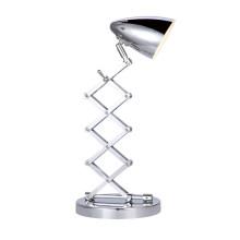 Lámpara de escritorio de la cámara de acero del cromo del diseño moderno (MT6131-CH)