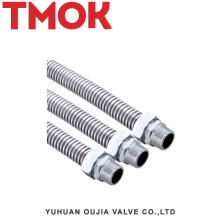 High quality stainless steel flexible metal flexible hose / tube / tube for air conditioning
