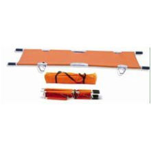 Aluminum Alloy Folding Stretcher, 4-Fold Stretcher- (WN251)