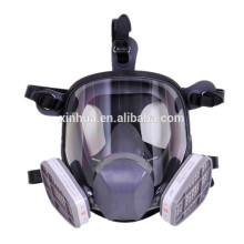 Masque à gaz facial en caoutchouc naturel de type MF27