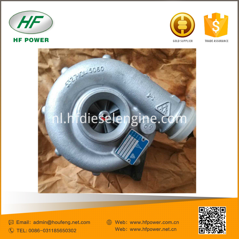 BF12L413 turbocharger