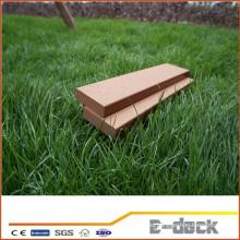 Cubierta compuesta plástica de madera al aire libre del banco de WPC de la alta calidad al aire libre para la venta