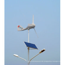Windturbine, Steamline Art, Licht, geeignet für Straßenleuchte