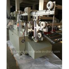 Através do corte, material de isolamento, laminação de fita Multi-Strip, motor importado, máquina de corte