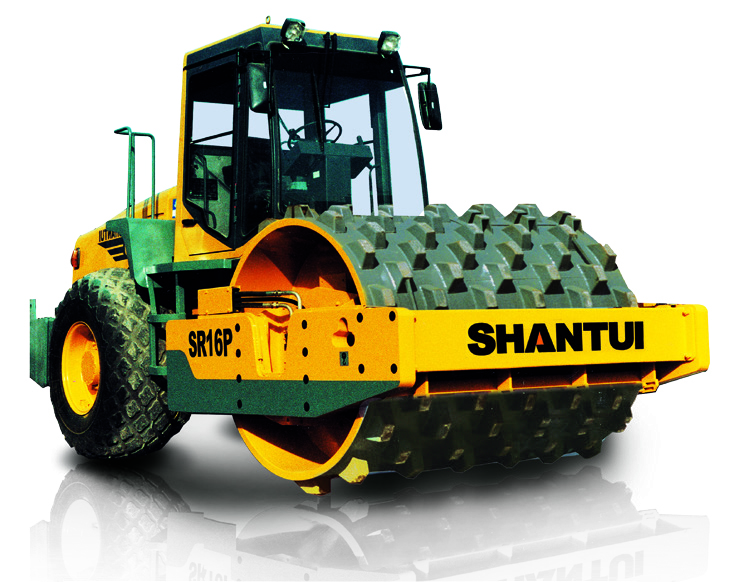 17 Ton Penuh Hydraulic Single Drum Vibratory Roller