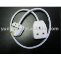 UK Extension lead BS mains cables
