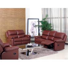Sofa eléctrico del sofá del sofá de los EEUU L & P Sofa del sofá del mecanismo (C833 #)