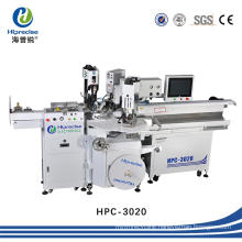 High Precision Fully Automatic Wire Cable Terminal Crimping / Crimper Machine