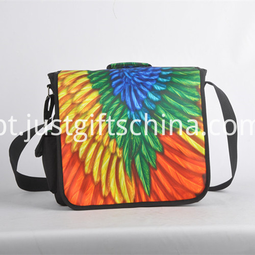 Promotional Full Printing Single Shoulder Bags