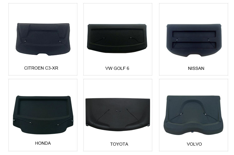 Trunk Cargo Cover Board Price